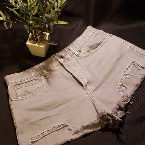 🆕️ listing! Free People denim shorts